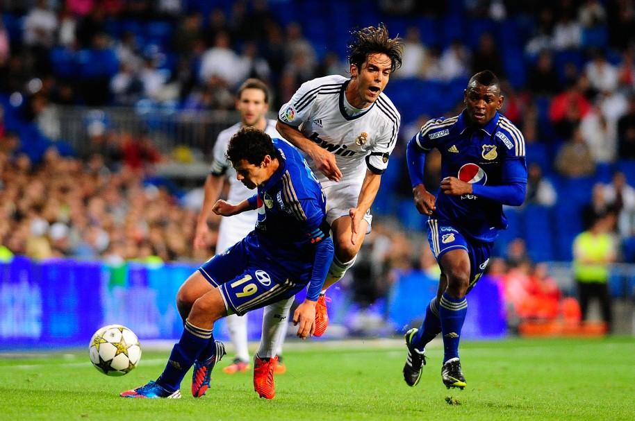 Real Madrid vs Millonarios
