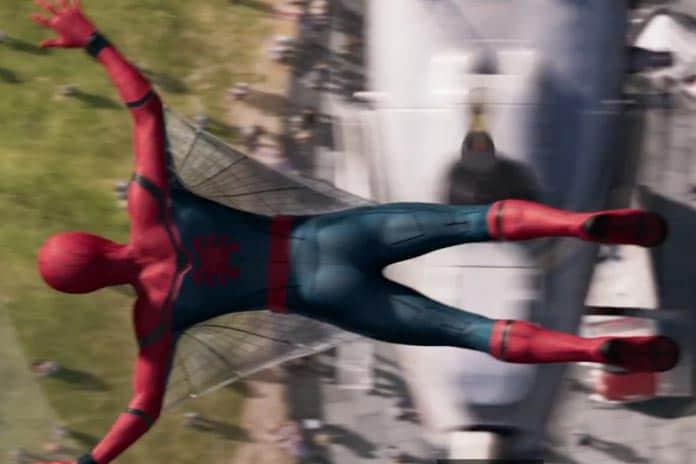 'Spiderman: Homecoming'.