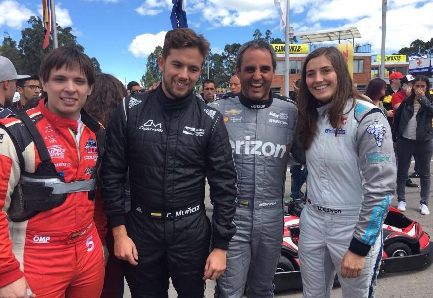 Chaves, Muñoz, Montoya y Calderón