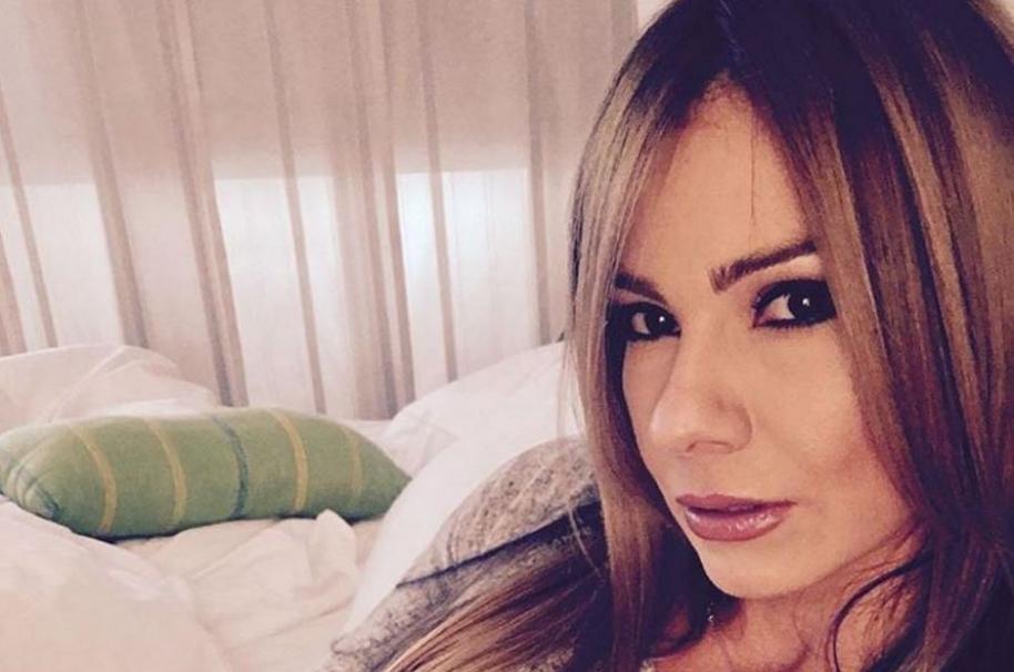 Esperanza Gómez, actriz porno.