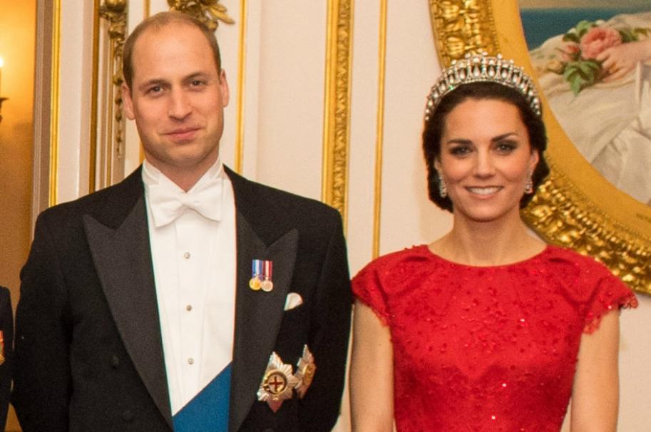 Príncipe William y Kate Middlenton, Duquesa de Cambridge