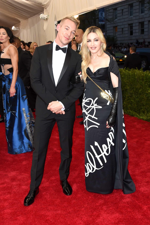 Diplo y Madonna