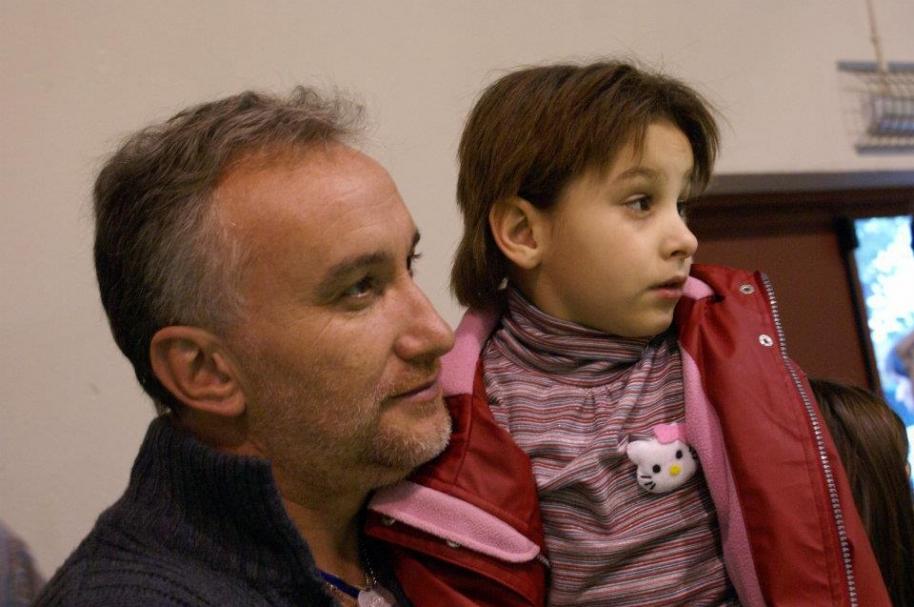 Fernando Blanco y Nadia