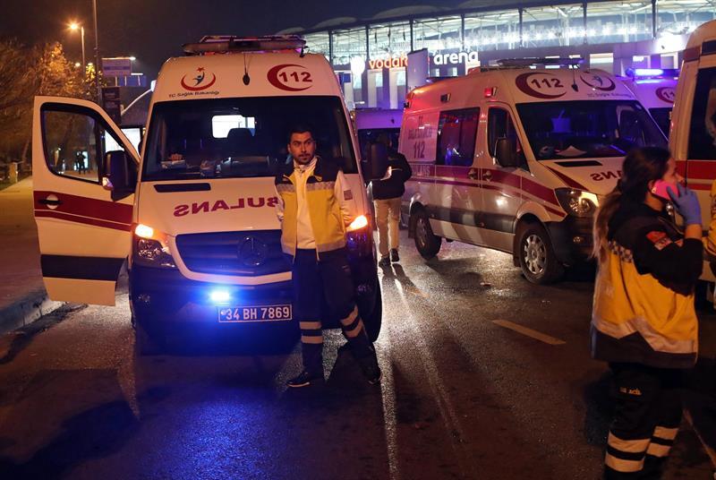 Terrorismo en Turquía