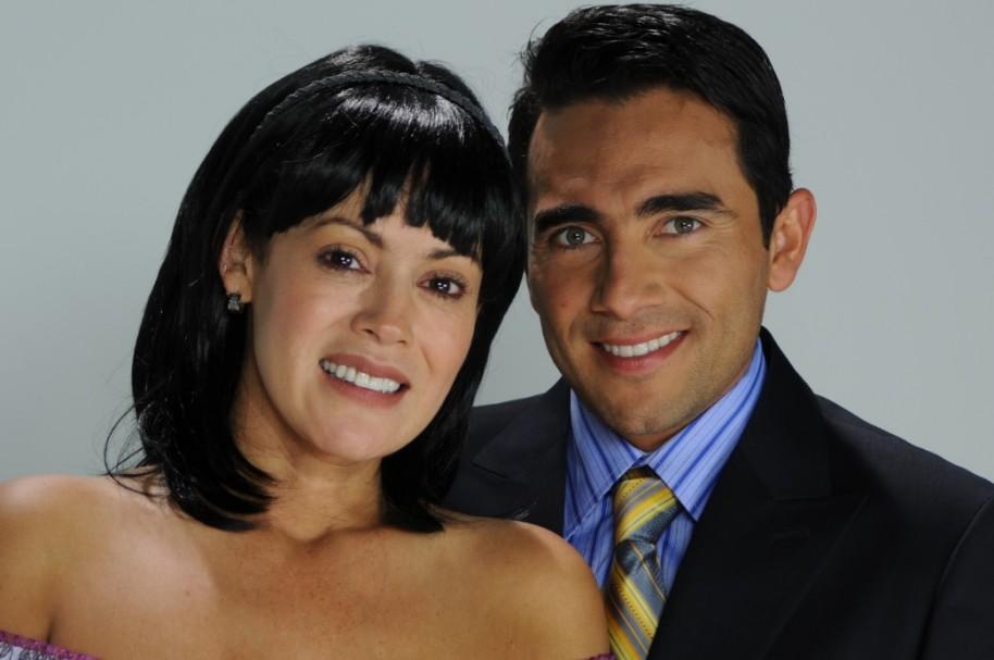Yolanda Rayo y Fabian Mendoza