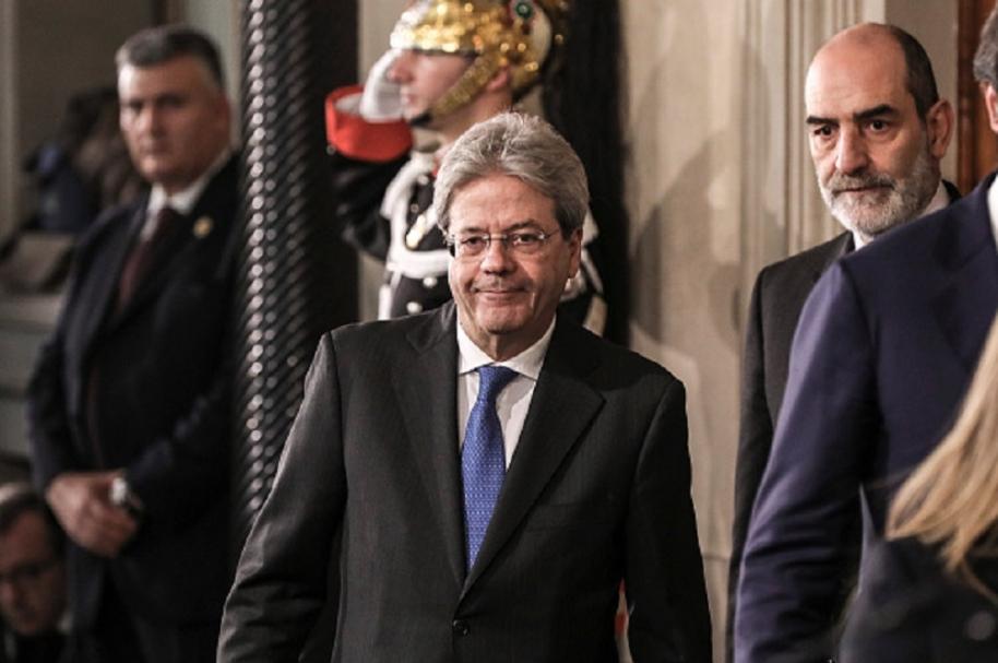 El nuevo primer ministro de Italia