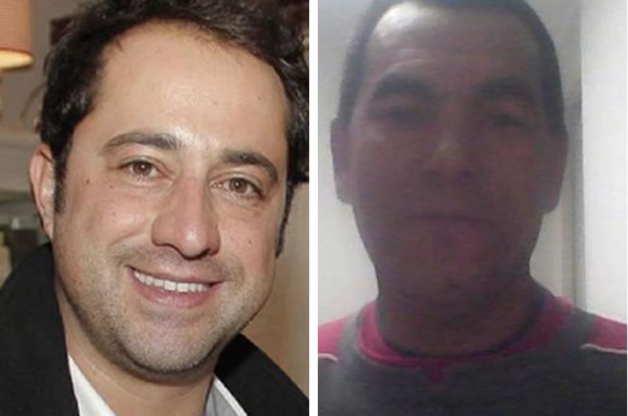 Rafael Uribe Noguera y Fernando Merchán, vigilante