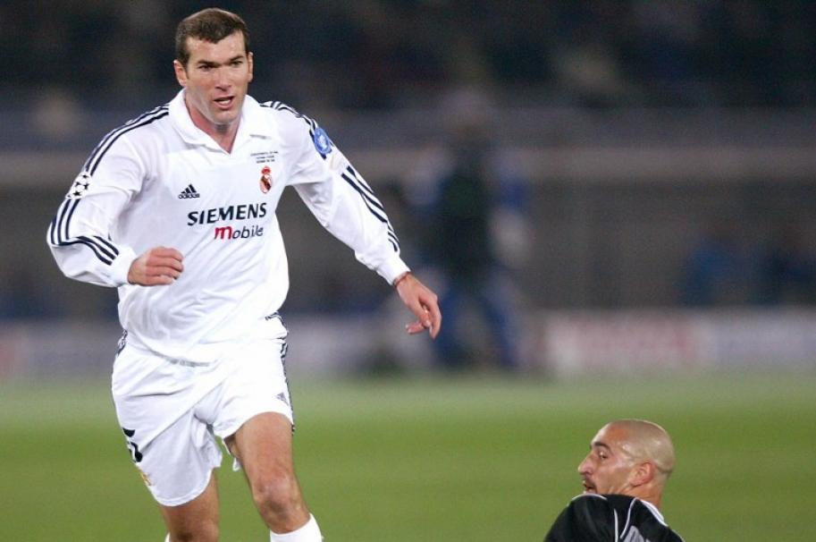 Zidane en Copa Intercontinental