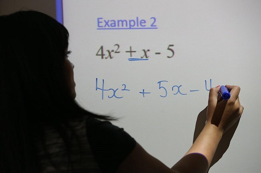 'Copialina' en examen a profesores