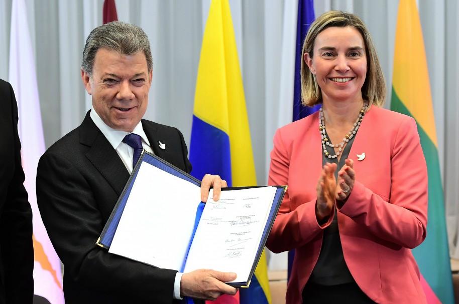 Fondo europeo para la paz