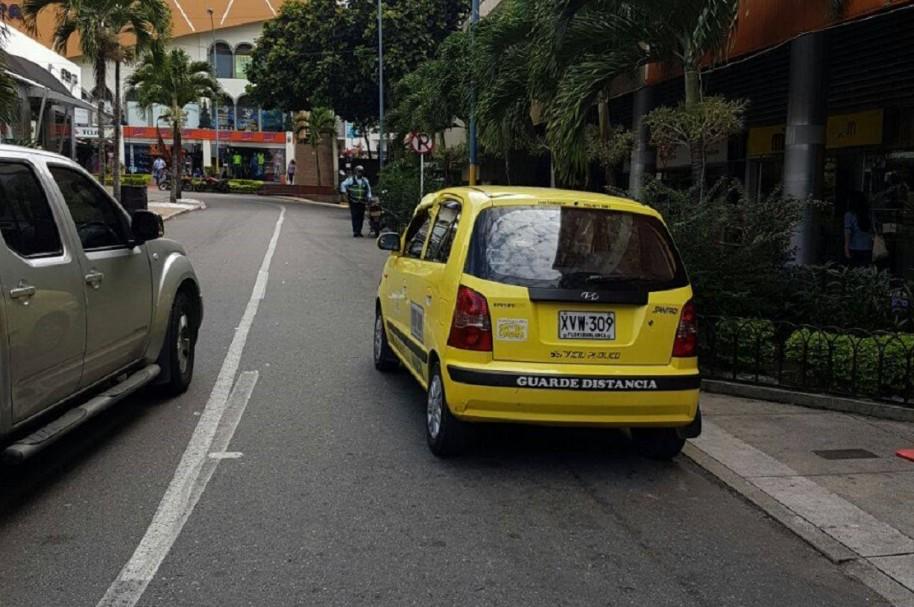 Taxi de Bucaramanga