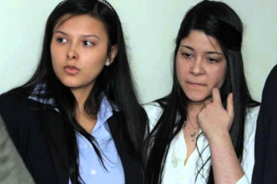 Laura Moreno y Jessy Quintero.