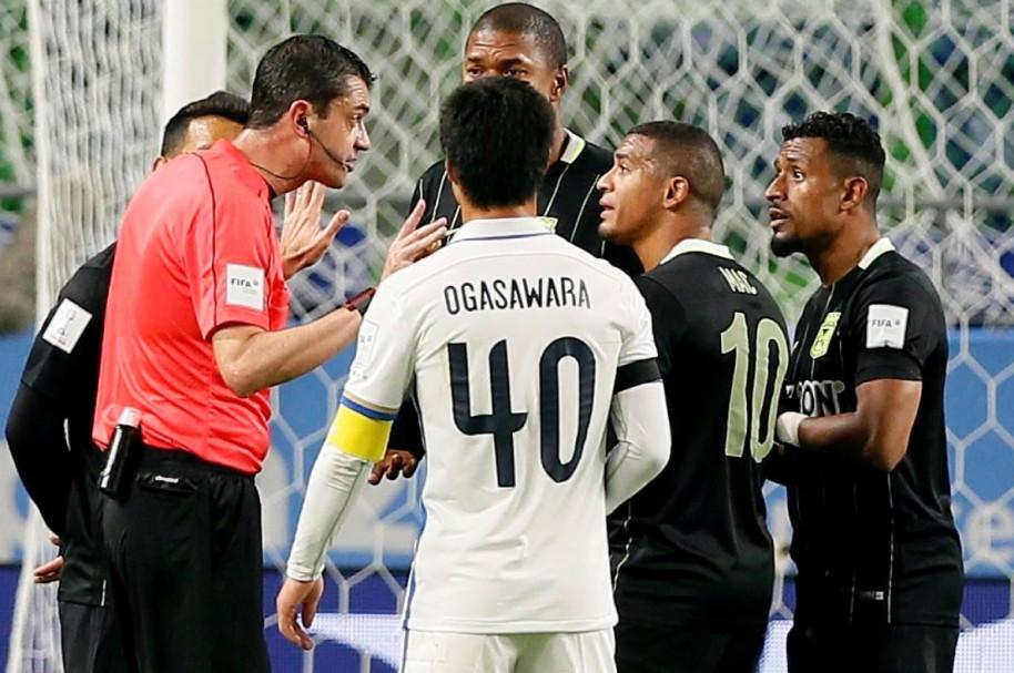 Nacional vs. Kashima