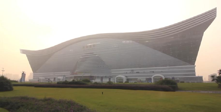 El edificio más grande del mundo