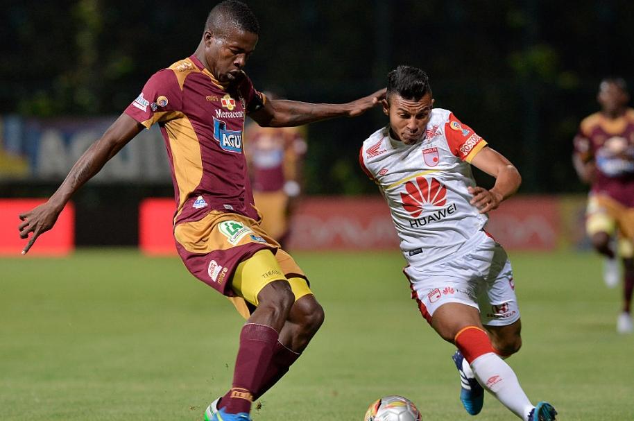 Tolima vs. Independiente Santa Fe