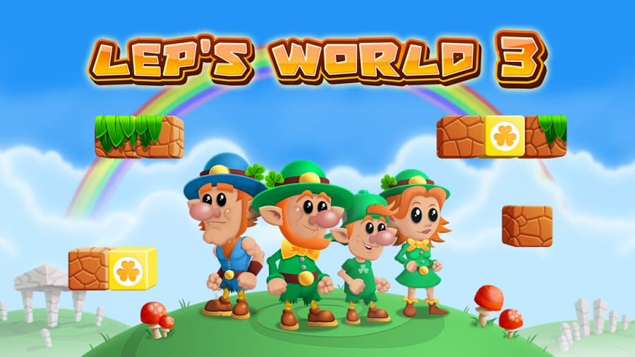'Saga Lep's World'