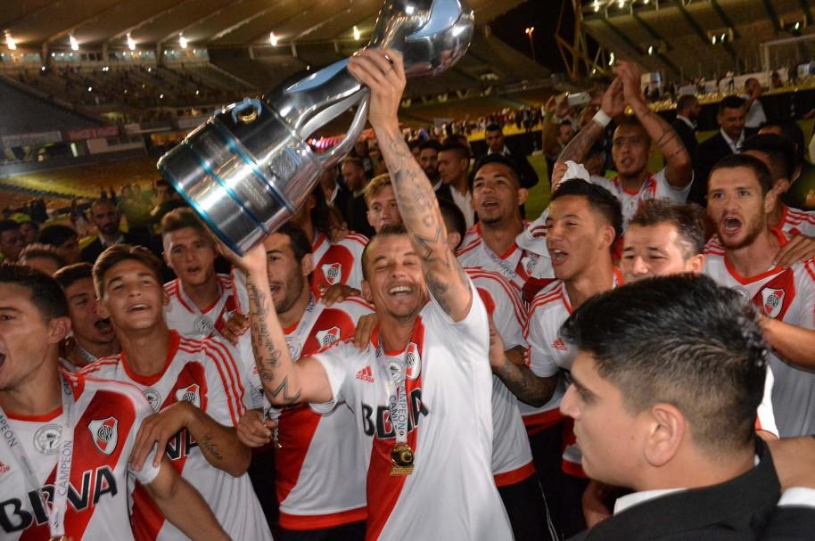 River Plate alza su octavo trofeo desde su regreso a primera división