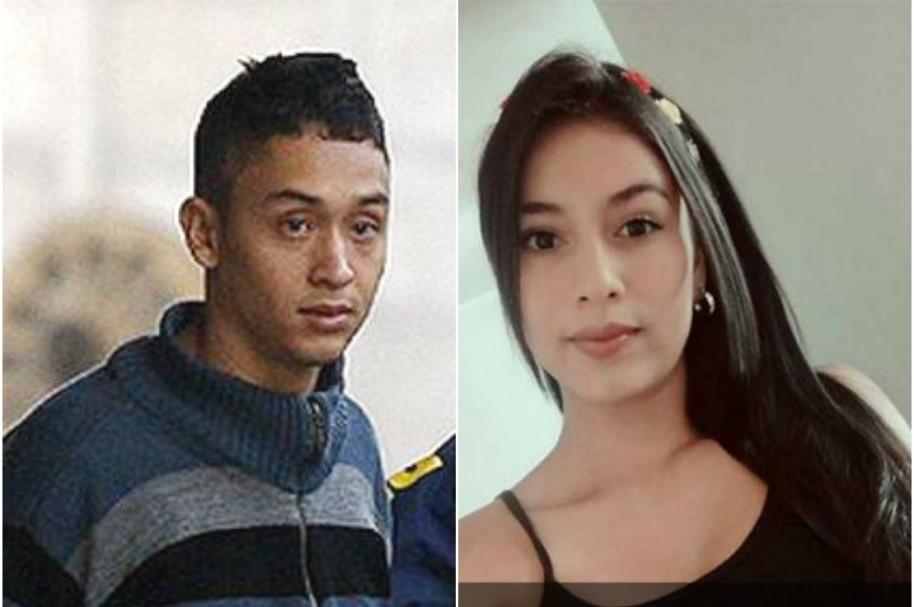 Yuliana Andrea Aguirre, joven asesinada en Chile por su novio