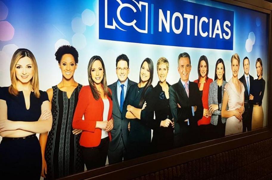 Presentadores de RCN.