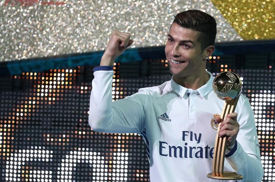 Cristiano Ronaldo, futbolista portugués del Real Madrid.