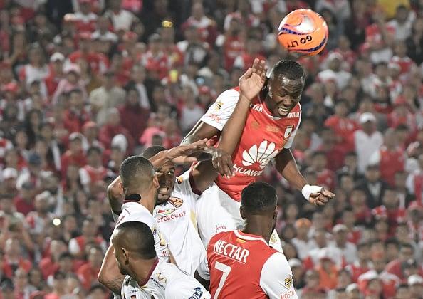 Santa Fe vs. Deportes Tolima