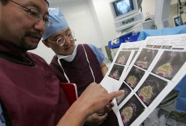 Investigadores del cáncer