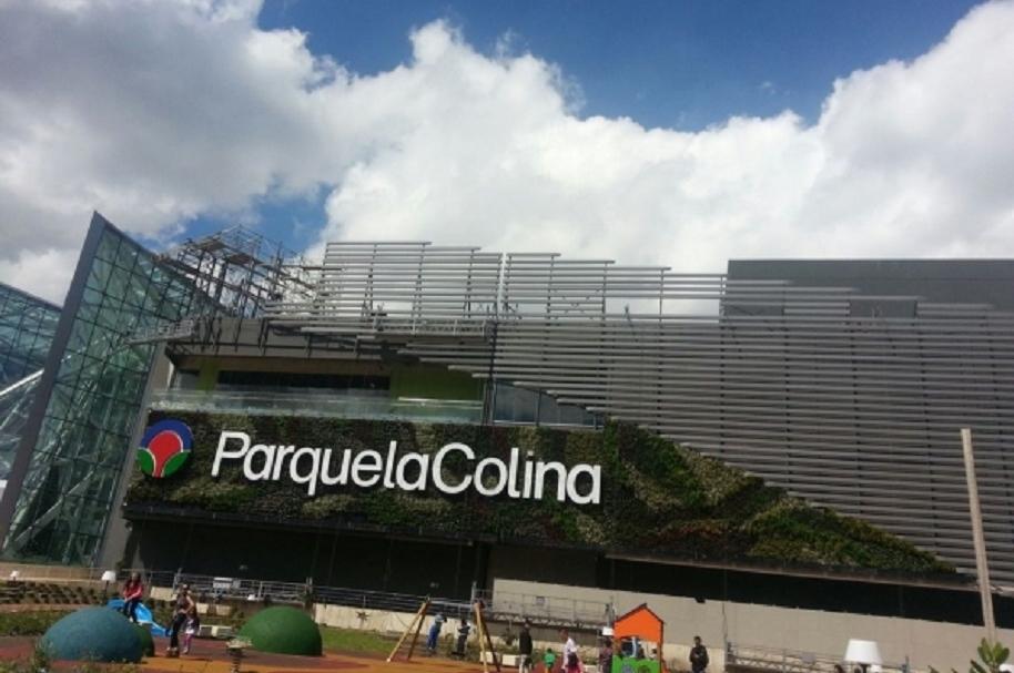 Obras Parque La Colina