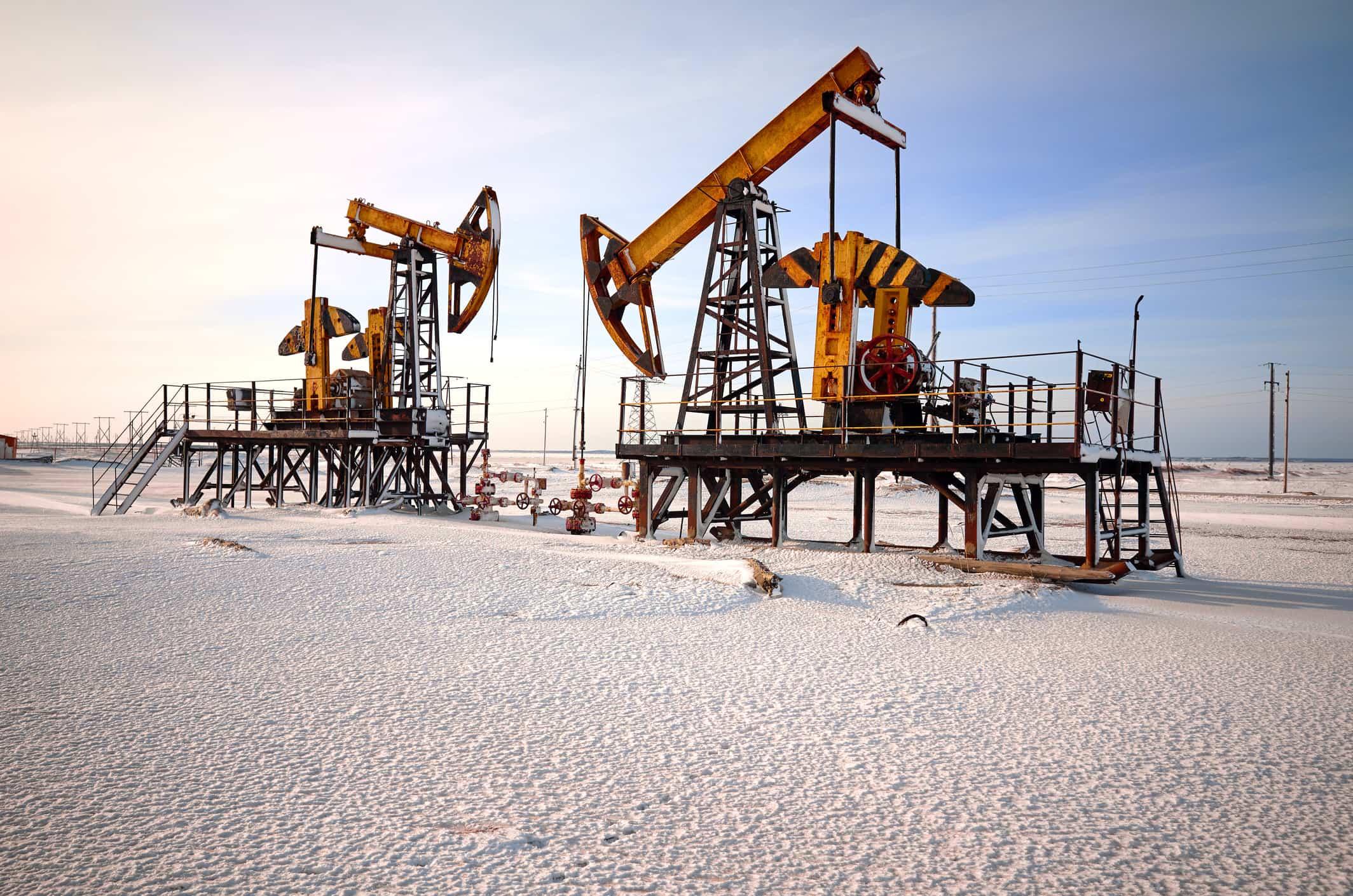 Exploración petrolera en Estados Unidos