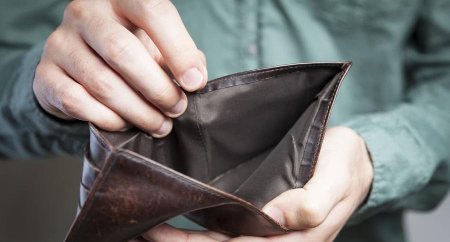 Billetera vacía - pulzo.com