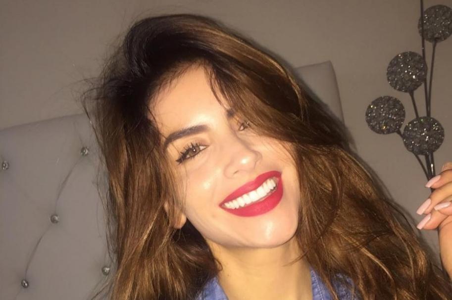 Jessica Cediel, presentadora colombiana.