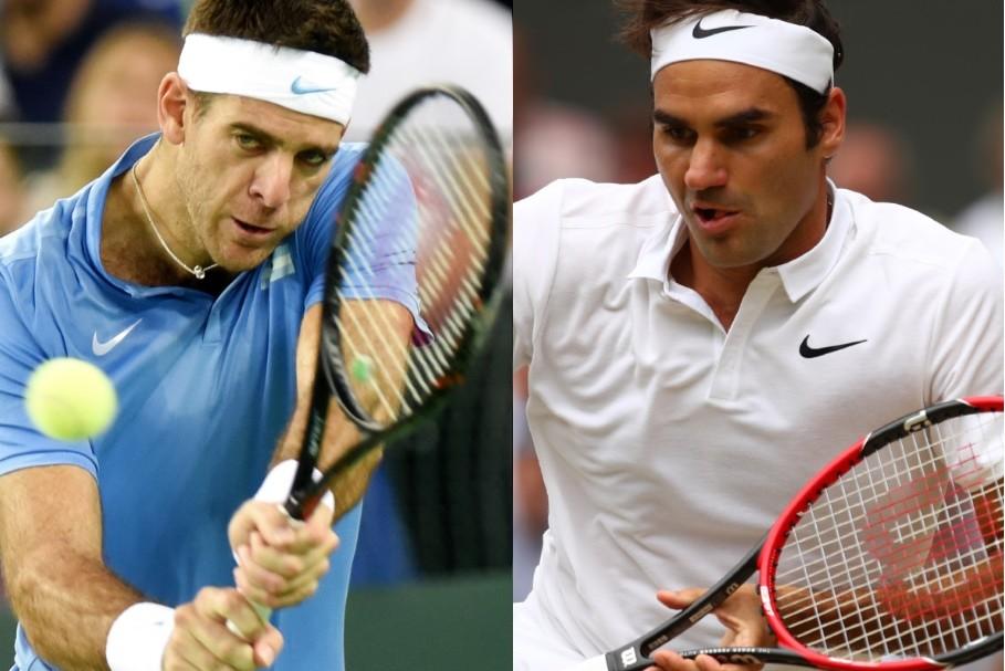Del Potro / Federer