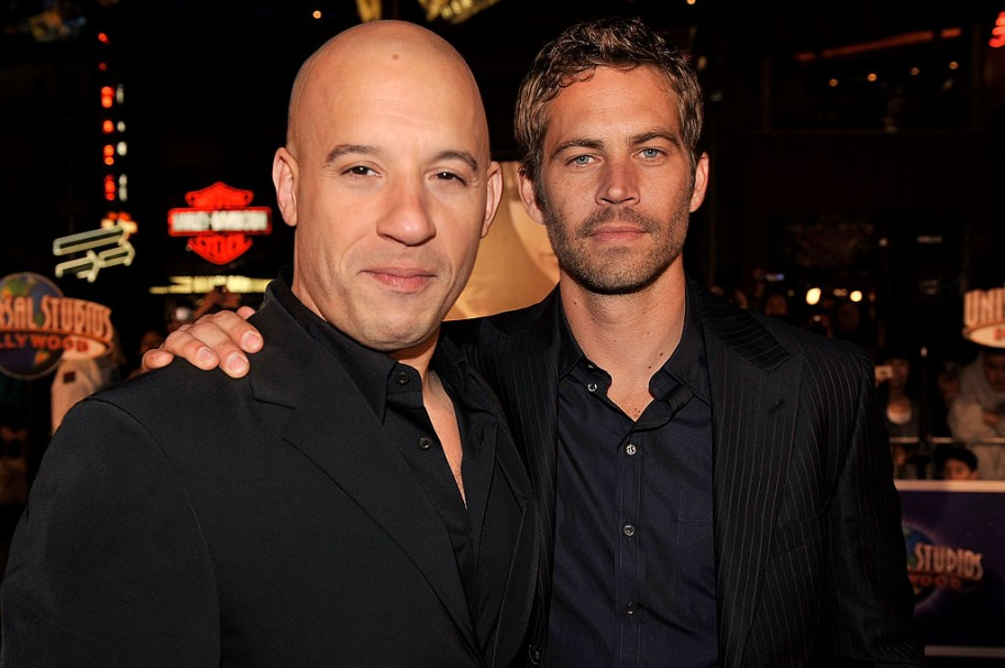 Vin Diesel a Paul Walker