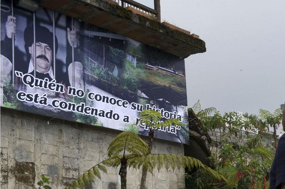 Archivo Pablo Escobar