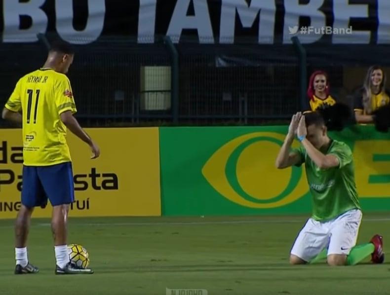 Neymar y Fred