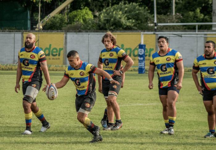 Selección Colombia de rugby