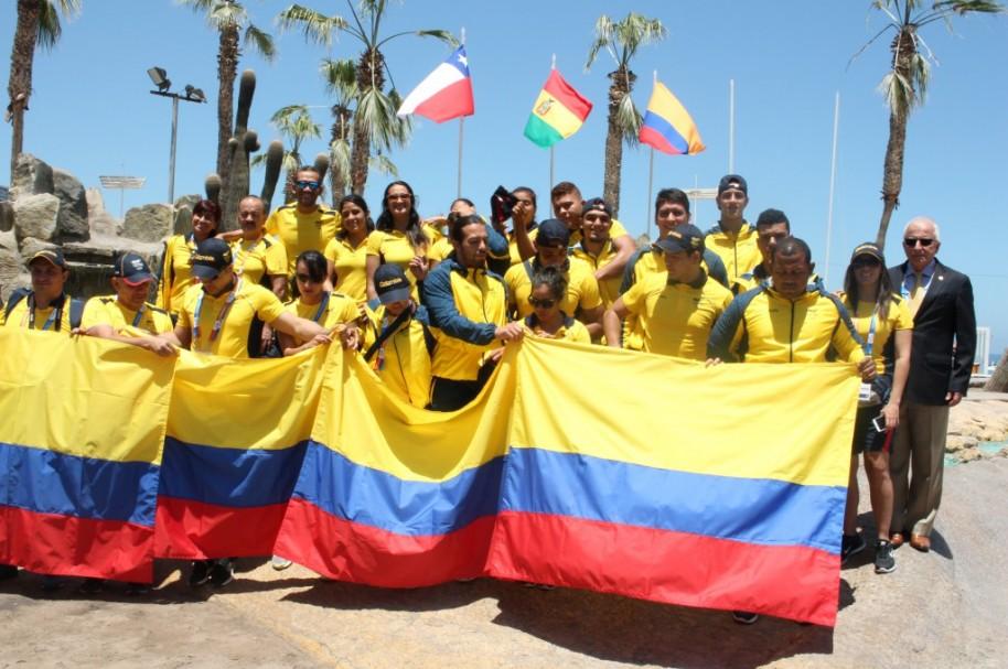 Delegación de Colombia en Iquique