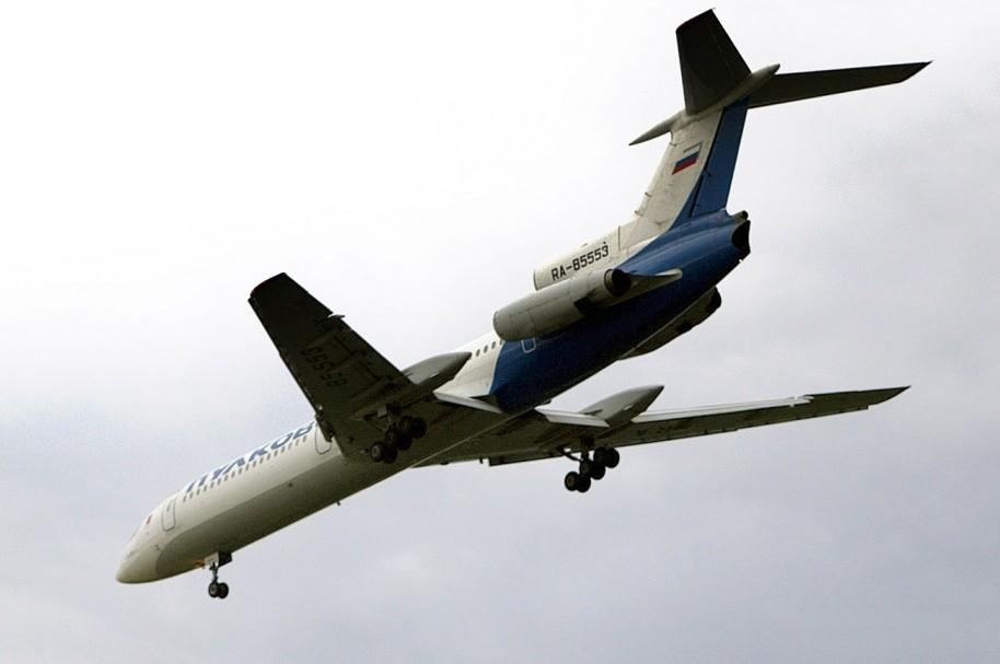 Avión Tupolev