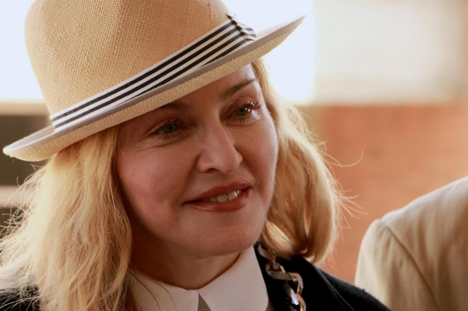 Madonna recuerda a George Michael