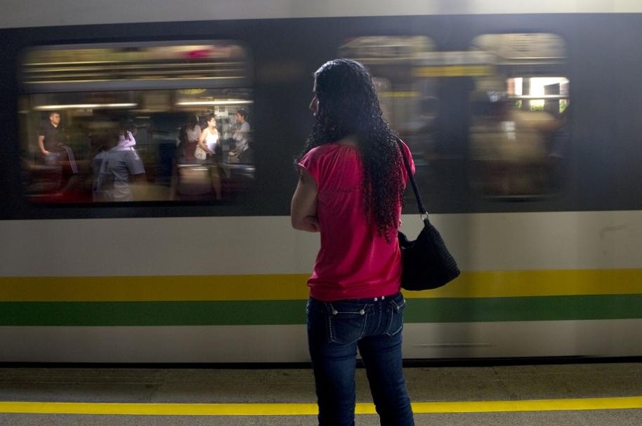 Acoso en el Metro