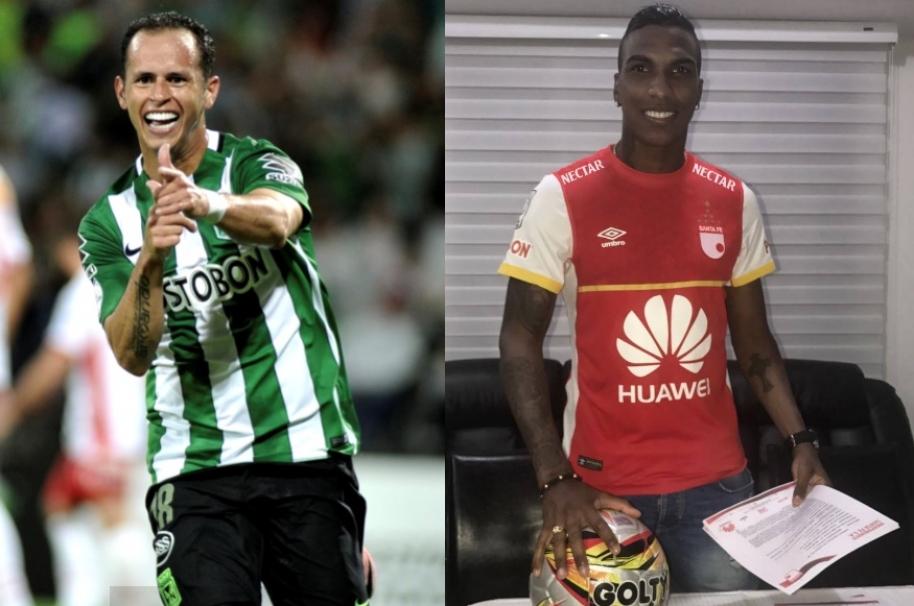 Alejandro Guerra y Johan Arango