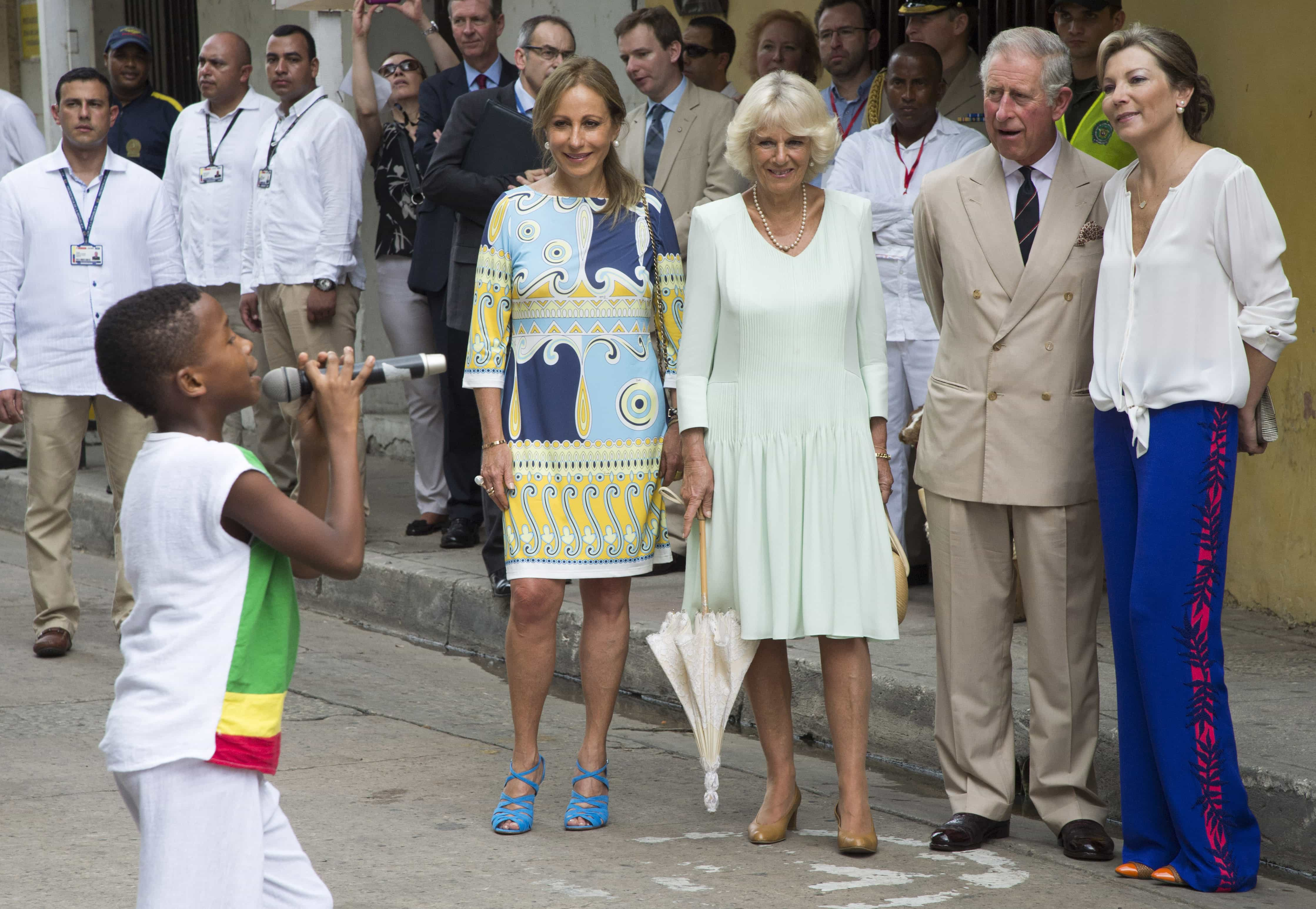 Prince Charles, Prince Of Wales And Camilla, Duchess Of Cornwall Visit Colombia - Day 4