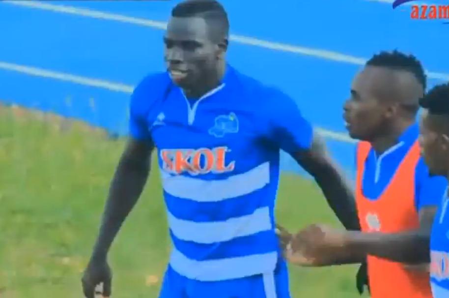 Jugador Moussa Camara