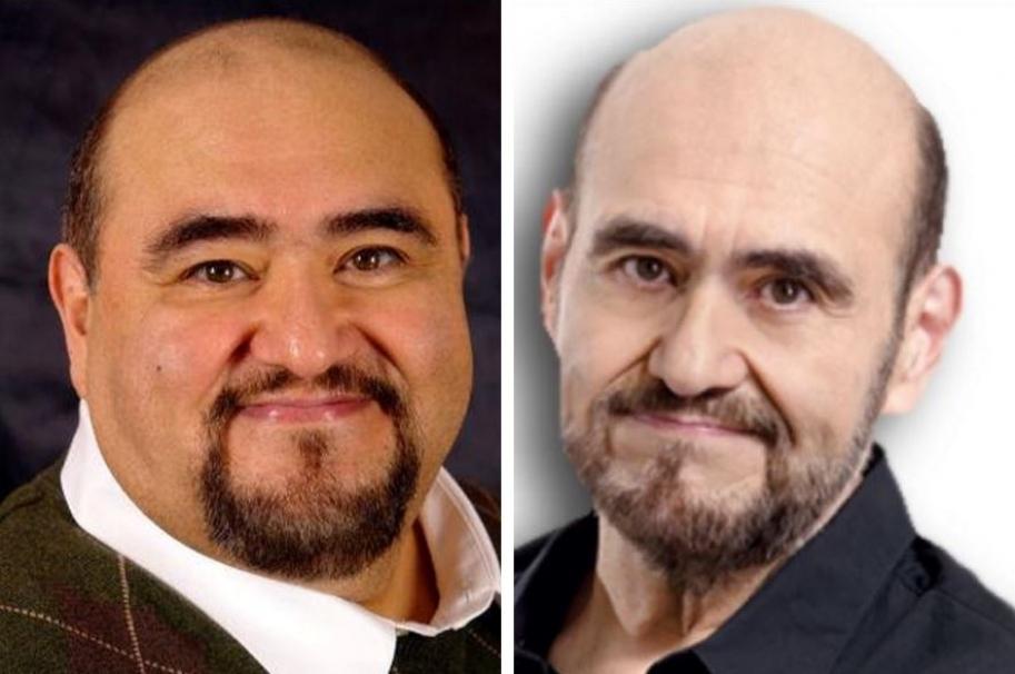 Édgar Vivar, 'señor Barriga', antes y ahora