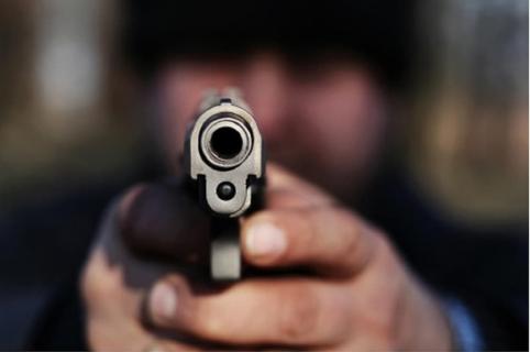 Balacera, arma, pistola, revólver.