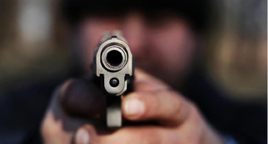 Balacera, arma, pistola, revólver