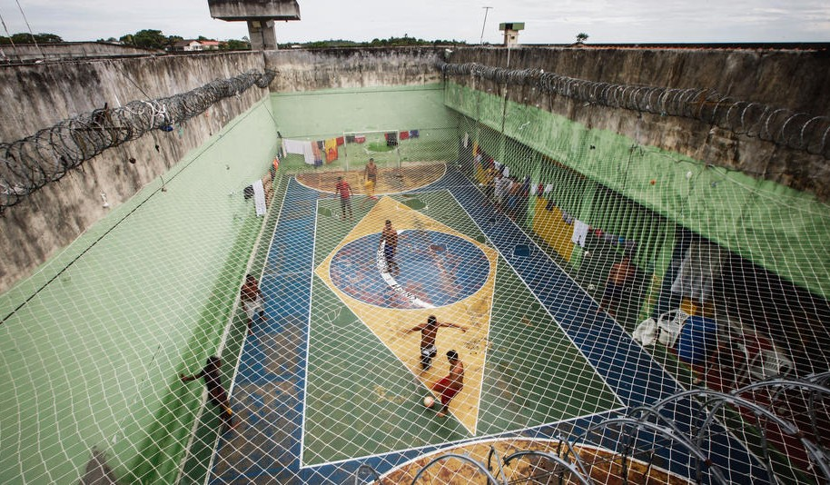 Cárcel en Brasil