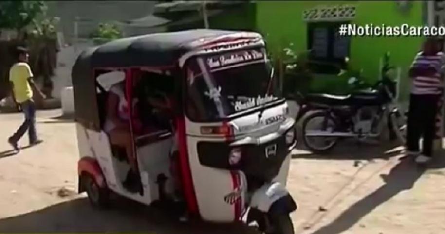Mototaxista honrado
