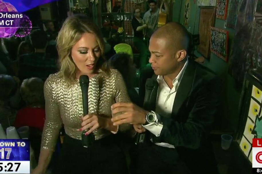 Presentadores de CNN Brooke Baldwin y Don Lemon. Pulzo.com