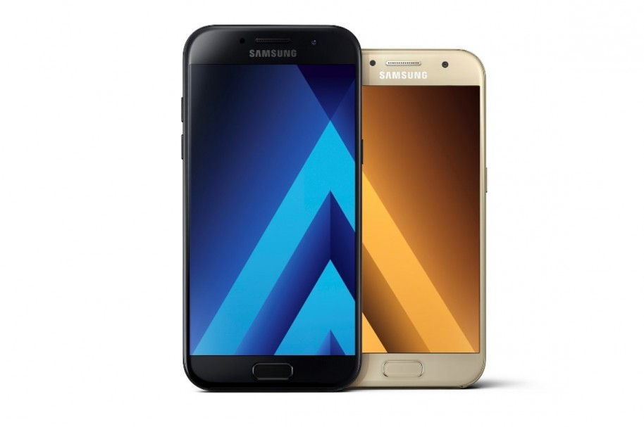 Samsung A - 2017