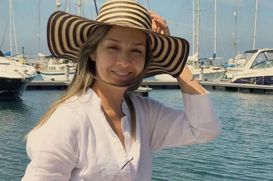 Vicky Dávila, nueva periodista de La W Radio.